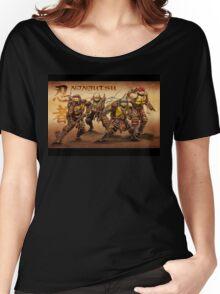 TMNT NINJUTSU Women's Relaxed Fit T-Shirt