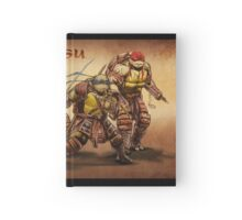TMNT NINJUTSU Hardcover Journal