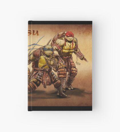 TMNT NINJUTSU Hardcover Journal