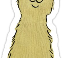 Pretty Little Llama Sticker