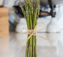 Asparagus by Dave Hare