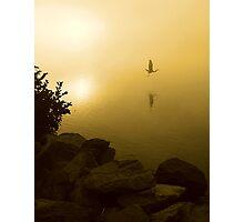 A Beautiful Moment - Kanawha River Photographic Print