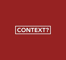 Context? by strmberg