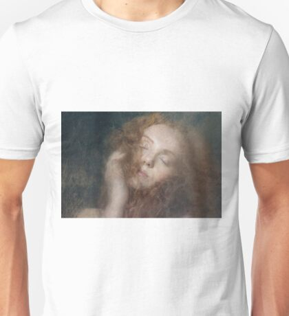 Ivory Flame - Brass Two  Unisex T-Shirt