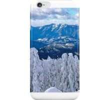Snow Country iPhone Case/Skin