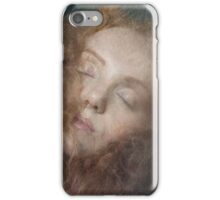 Ivory Flame - Brass Two  iPhone Case/Skin