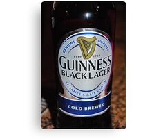 New Guinness!!! Canvas Print