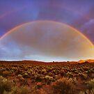 Post tstorm Rainbow by SB  Sullivan
