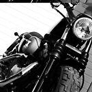 Harley Nightster by Sophie Watson