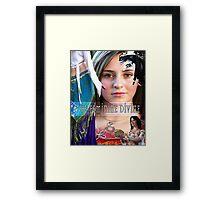 The Feminine Divine Framed Print
