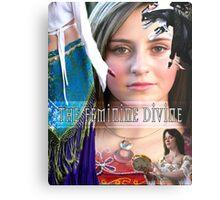 The Feminine Divine Metal Print