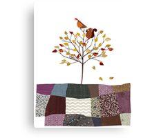 4 Season Series - Autumn Canvas Print