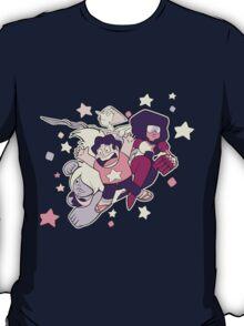Steven Universe - Gem Warriors! T-Shirt