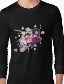 Steven Universe - Gem Warriors! Long Sleeve T-Shirt