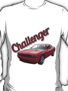 Red Challenger T-Shirt