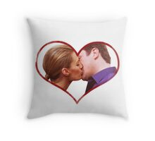 Caskett Throw Pillow