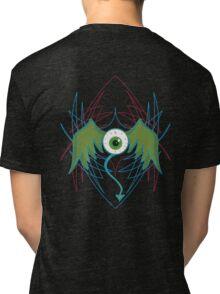 Flying eye Tri-blend T-Shirt