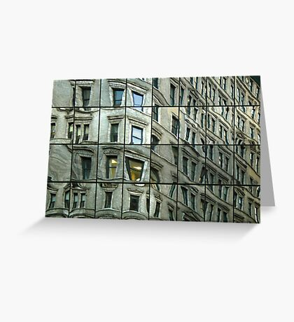 Up There 1254 / New York Greeting Card