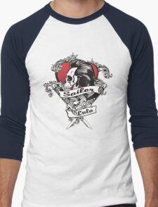 Wild At Heart Men's Baseball ¾ T-Shirt