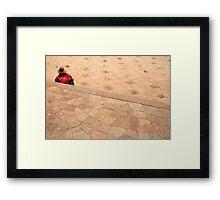 People 1959 / Cusco, Peru Framed Print