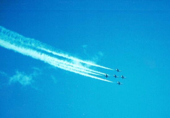 Blue Angels- Colorado II by johntbell