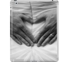 To Have and to Hold iPad Case/Skin