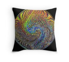 # 1  Waves Of Psychedelia Throw Pillow