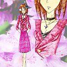 Flower Girl by Akiqueen