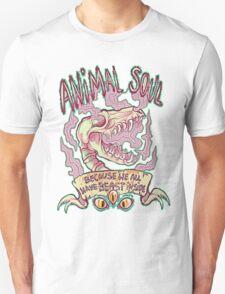 Animal Soul II Unisex T-Shirt