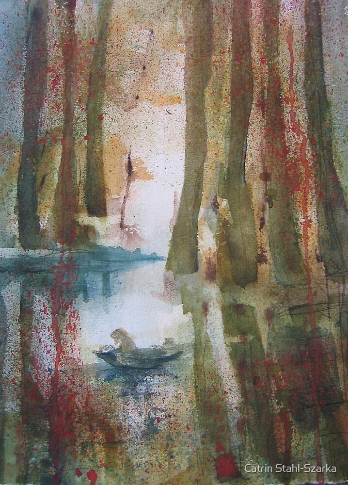 In the swamp by Catrin Stahl-Szarka