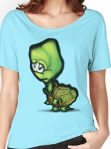 Baby Turtle Women's Relaxed Fit T-Shirt