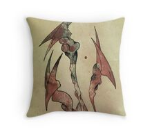 Hyperborea06 Throw Pillow