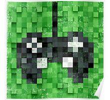 Pixel Gamer Poster
