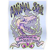 Animal Soul III Poster