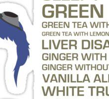 Myriad Of Teas Sticker