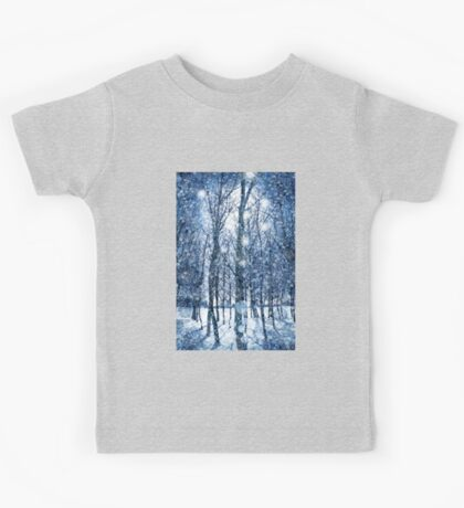 Silvery Moonlight Kids Tee