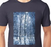 Silvery Moonlight Unisex T-Shirt