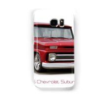 1965 Chevrolet 'Custom' Suburban Samsung Galaxy Case/Skin