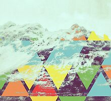Triangle Mountain by metron