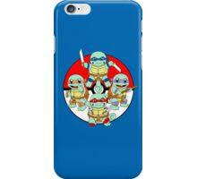 Ninja Squirtle iPhone Case/Skin