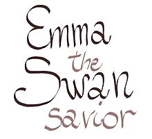 Emma Swan - The Savior by cristinaandmer