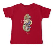 Chinese Fighter Baby Tee
