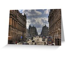 Listed Buildings Everywhere Greeting Card