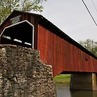 Dellville Covered Bridge by Russell Fry