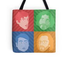 """I Am Pied Piper"" (inspired by HBO's Silicon Valley) Tote Bag"