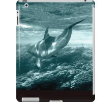 Dolphin Reef iPad Case/Skin