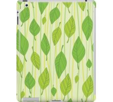 forest green iPad Case/Skin