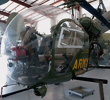 Bell 47G: 4077th MASH by Pirate77
