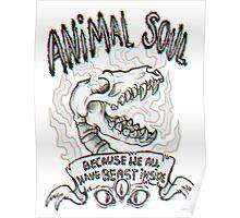 Animal Soul I  Poster