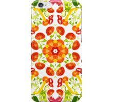 Kaleidoscope Salad iPhone Case/Skin
